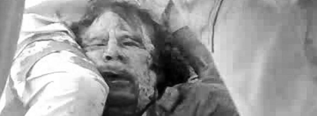 Gaddafi Death