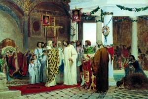 Baptism of St. Vladimir