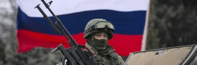Russian VDV Balaklava
