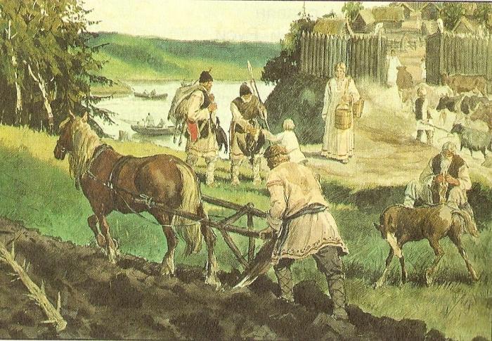 Ancient Slavs