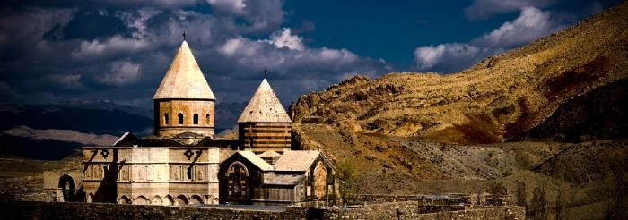 St. Thaddeus Monastery Iran