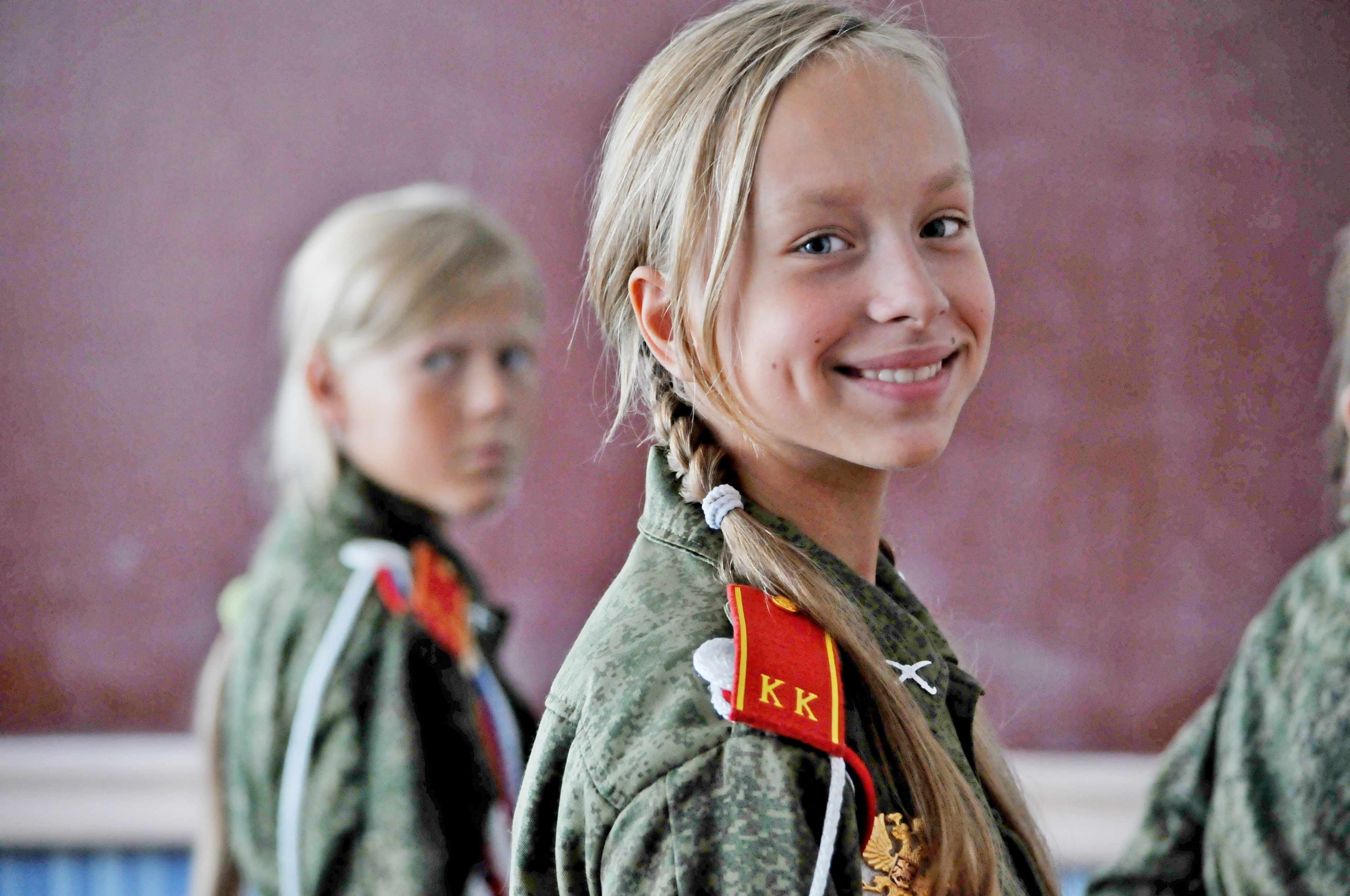 cossack girls