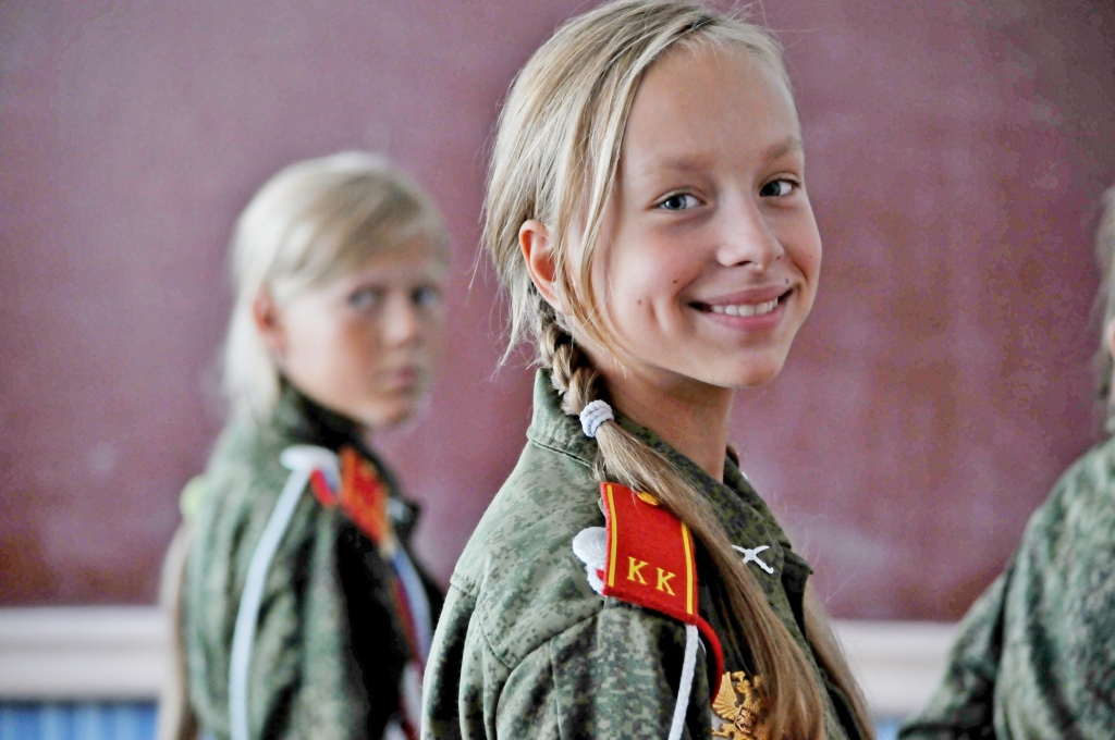 Cossack Girl