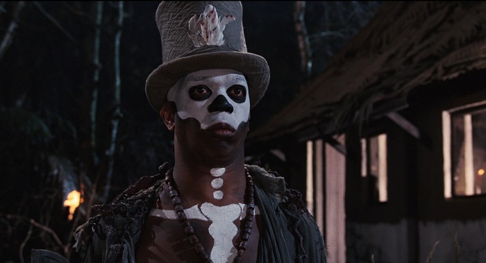 Voodoo Obeah Baron Samedi from Live and Let Die.