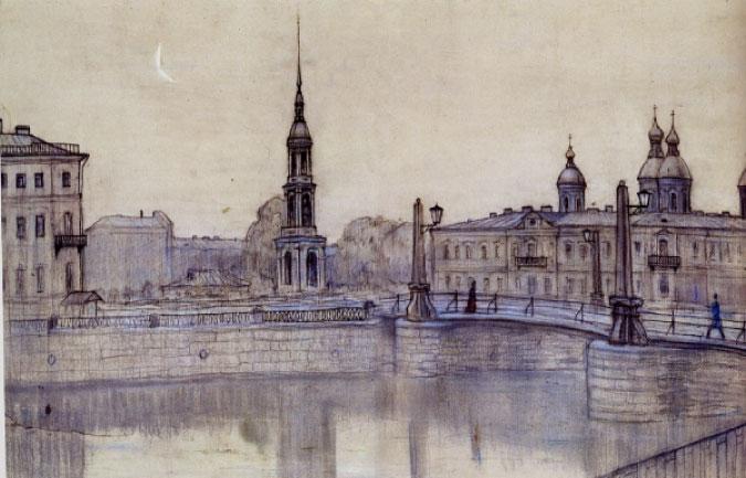 Glazunov St. Petersburg