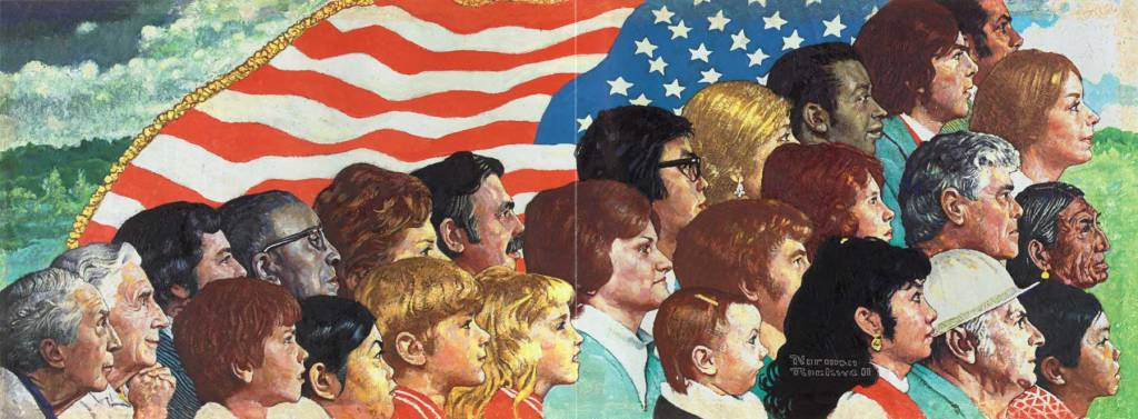 Norman Rockwell America