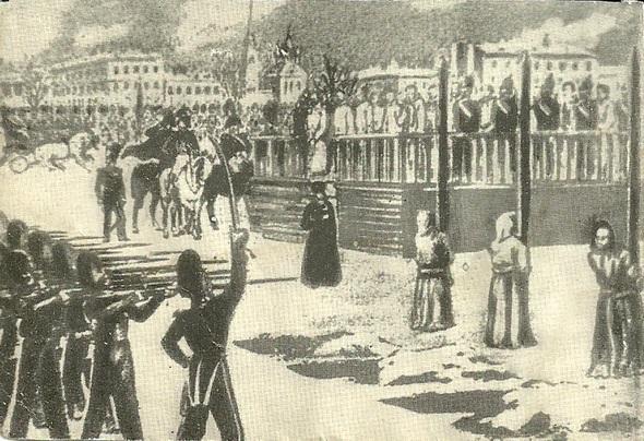 Dostoevsky Execution