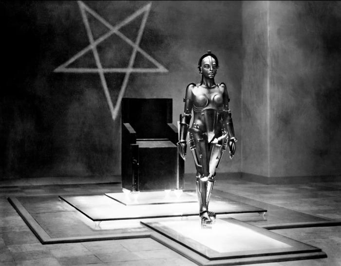 Sorcery and Technology: Fritz Lange's 1927 Metropolis.