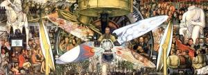 Transhumanist Mural