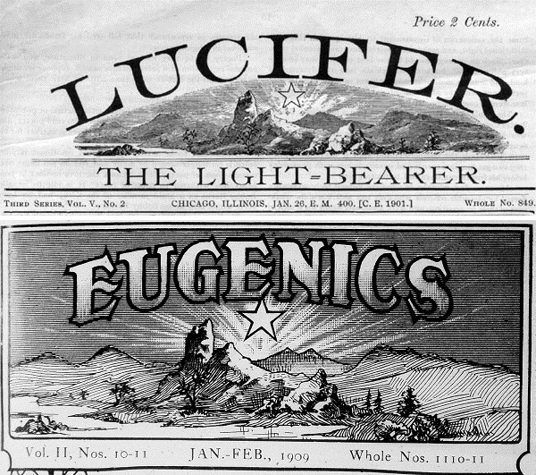 Lucifer Journal + Eugenics