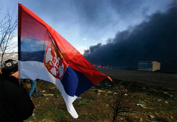 NATO Bombing of Serbia