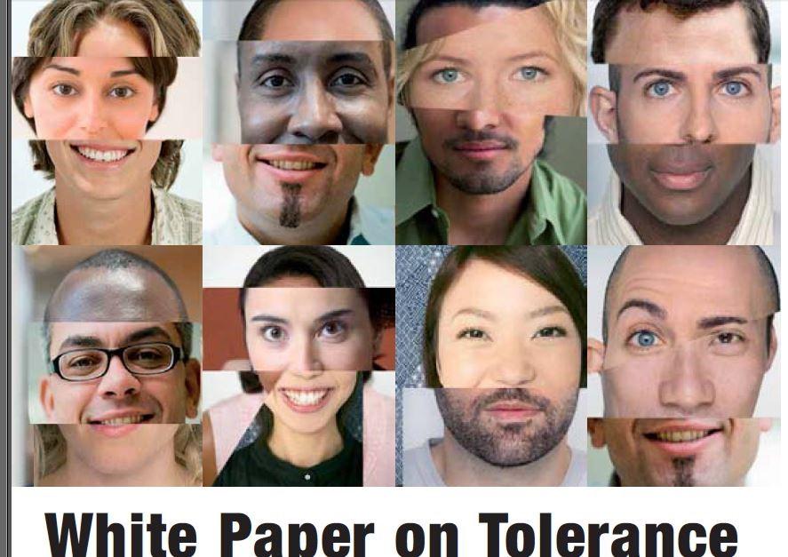 EU White Paper on Tolerance