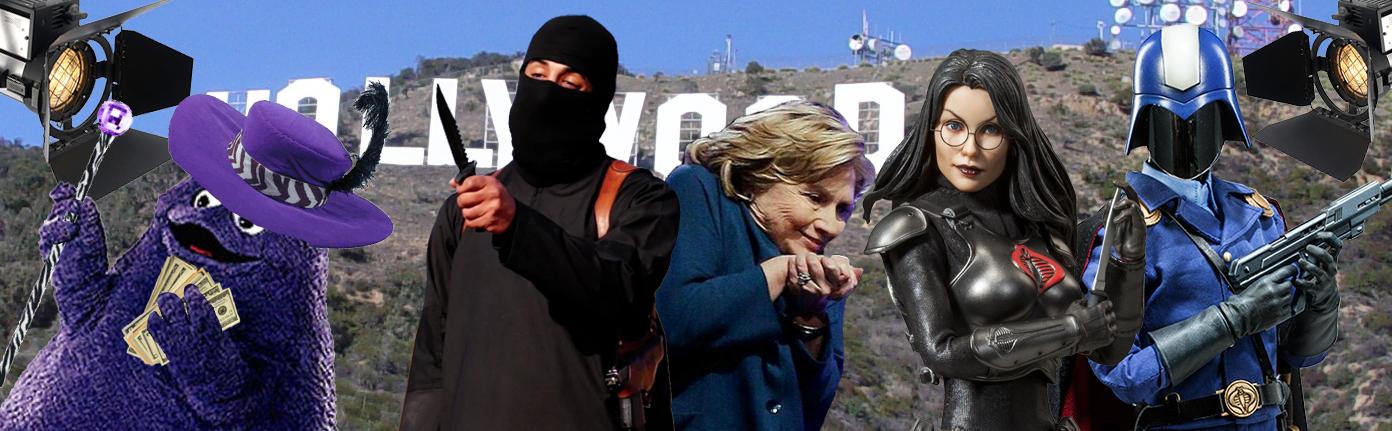 ISIS CIA Terror Scam