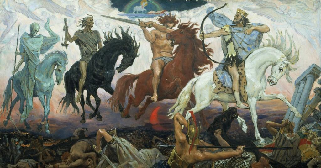 Viktor Vasnetsov's Apocalpyse.
