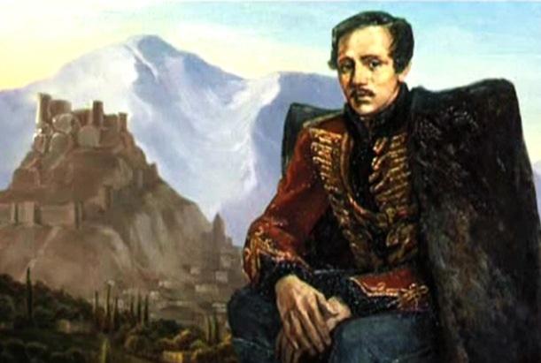Lermontov in the Caucasus.