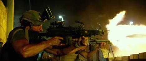 Libya Benghazi Michael Bay