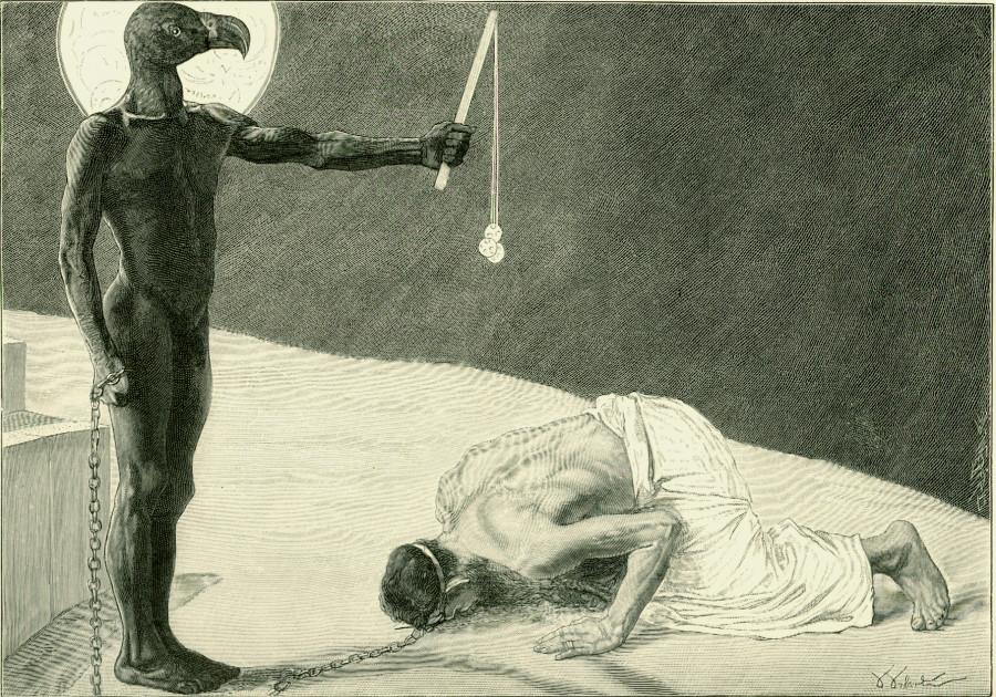 Mammon Painting