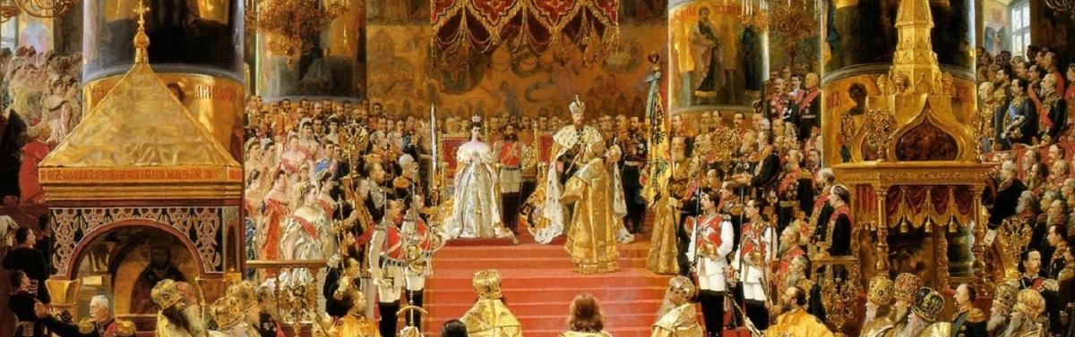 Alexander III Coronation