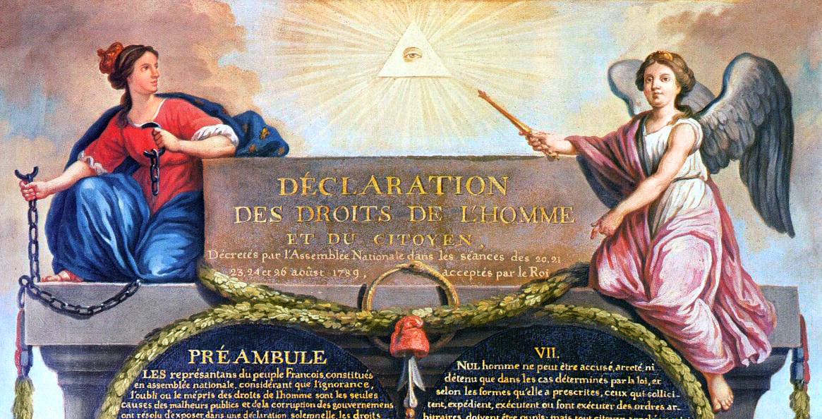 Declaration of the Rights of Man and of the Citizen in 1789 II