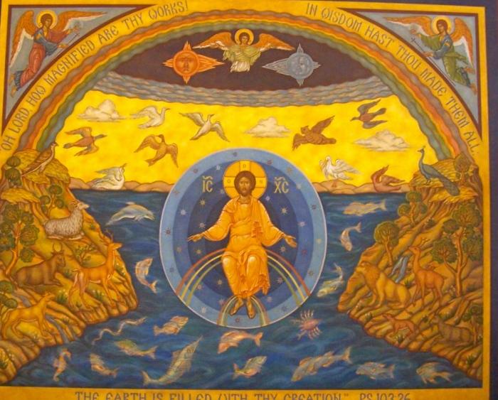 Creation Icon III