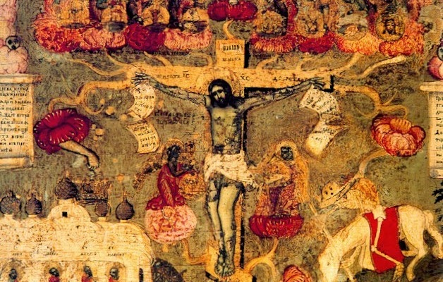 Examples List on The Crucifixion By Masaccio Theology Religion