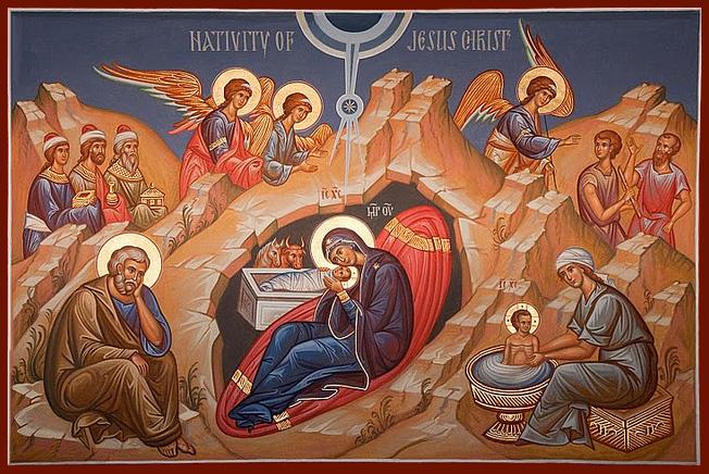 nativity-icon